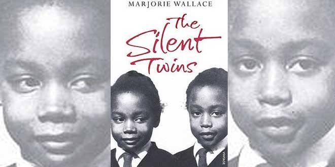 Portada del film The Silent Twins (1986, Marjorie Wallace)