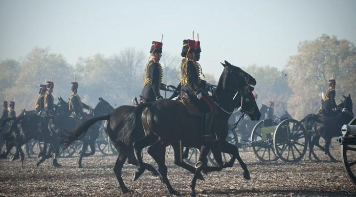 Warrior, el caballo condecorado de la Primera Guerra Mundial