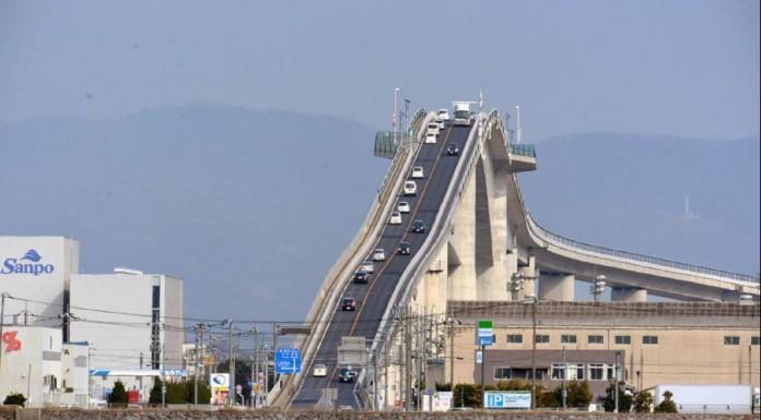 """El """"Eshima Ohashi"""" de Japón y otros puentes que quitan el aliento"""