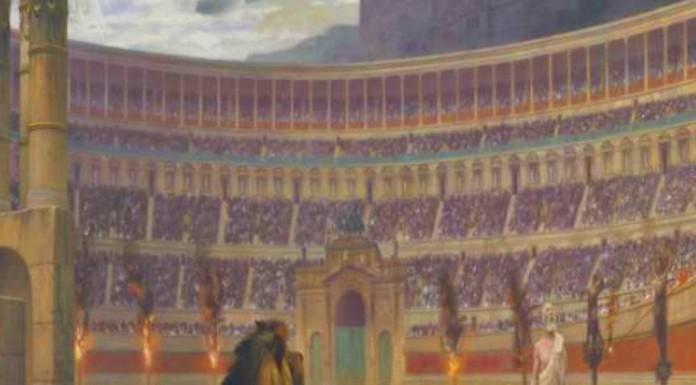 ¿Te imaginas el Coliseo multicolor? ¡Así era!
