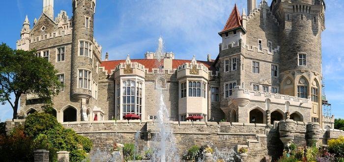 Castillos construidos por amor