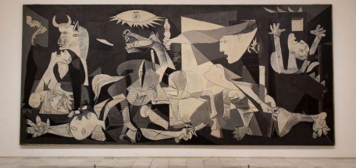 datos curiosos del Guernica