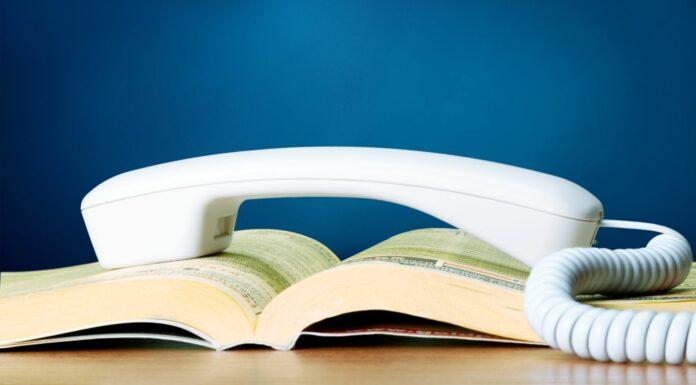 La historia del primer listín telefónico | ¿La conoces?