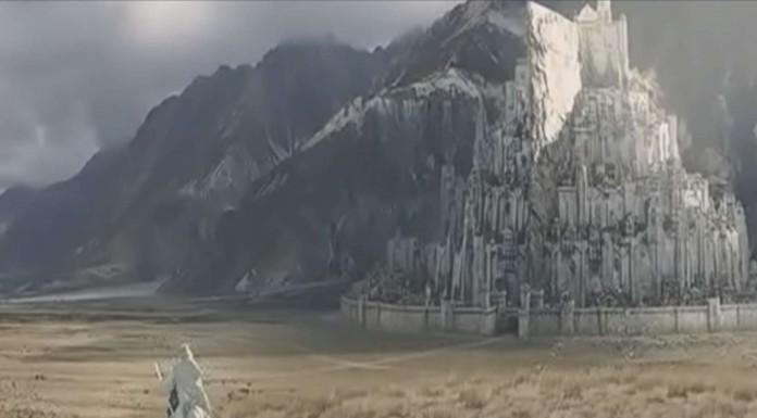 """Una ciudad real de """"El Señor de lo Anillos""""?"""