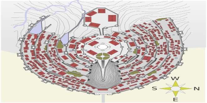 Plano Minas Tirith