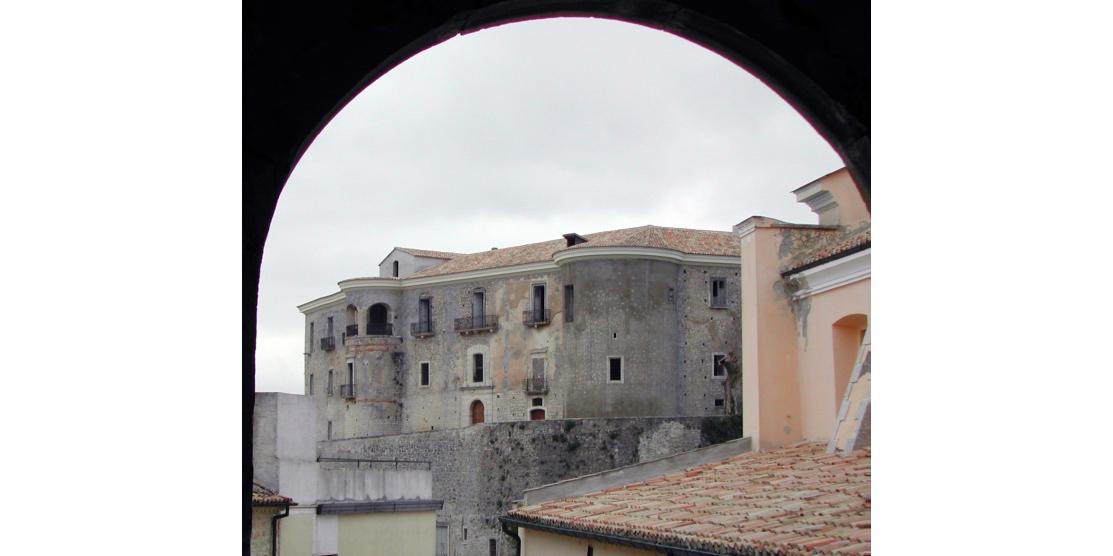 Castillo de Carlo Gesualdo