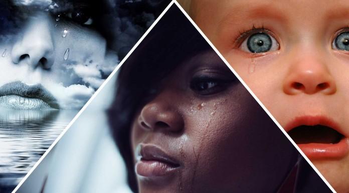 Por qué lloras? Conoce los 3 tipos de lágrimas