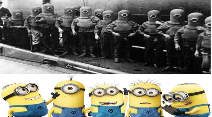 El asombroso bulo de los Minions nazis - Supercurioso