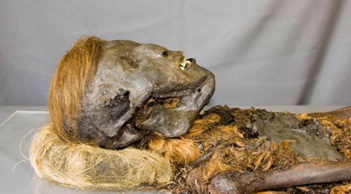 Las misteriosas momias medievales rusas