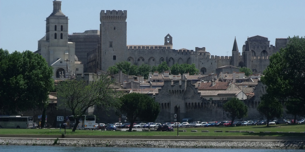 Palacio Papal en Aviñón