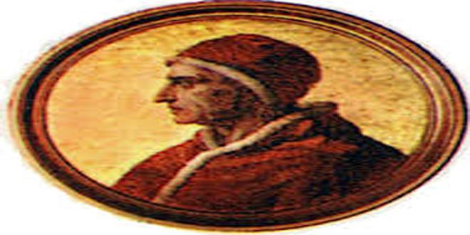 El papa Gregorio XII