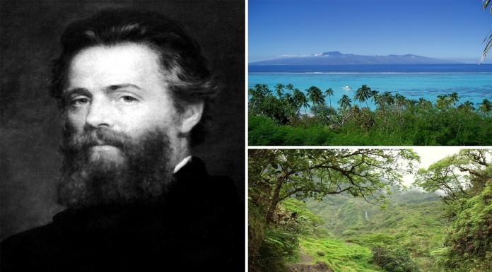 Herman Melville en el paraíso