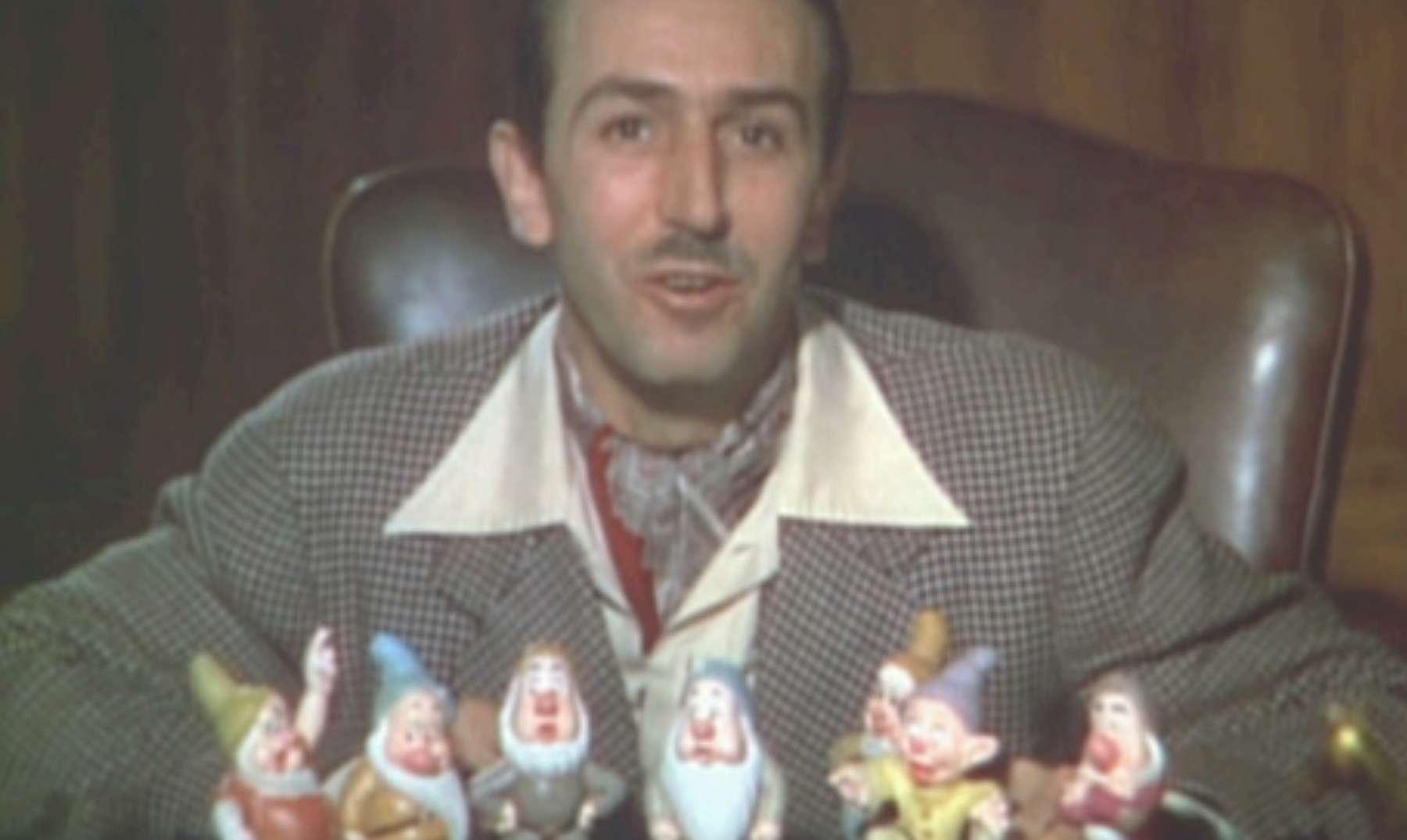 Secretos sobre Walt Disney