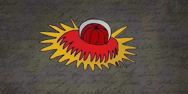 ilustración de la medusa Benthocodon, Animales de la Fosa de las Marianas