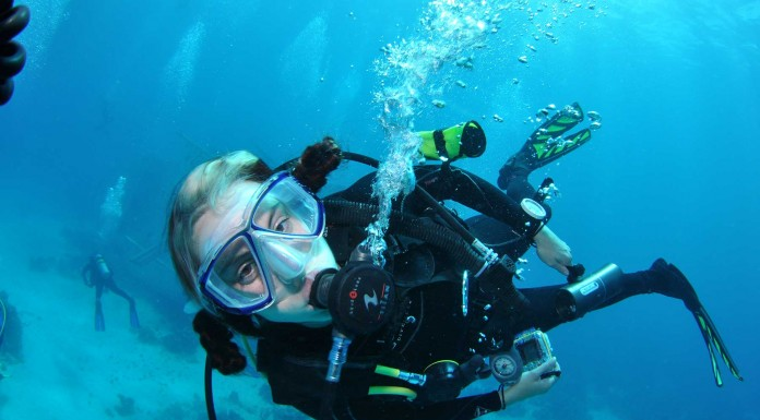El nuevo cristal que permitirá respirar debajo del agua