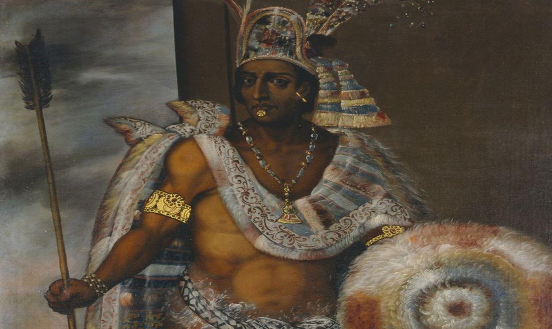 Lo que no sab as de moctezuma el ltimo gran rey azteca - El rey del tresillo ...