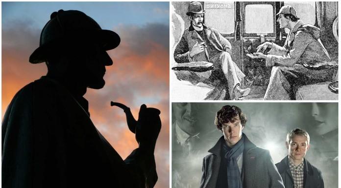 10 curiosidades sobre el gran Sherlock Holmes