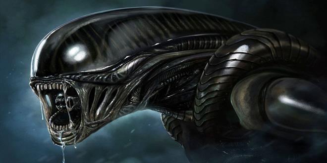waterphone, miedo, Alien