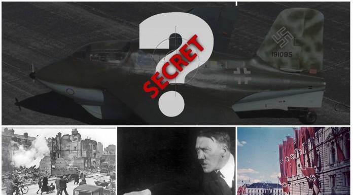 Los secretos armamentísticos de Hitler