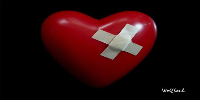 corazón sanando