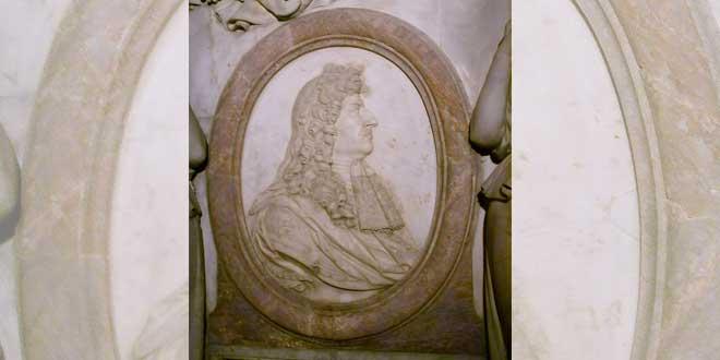 Efigie de Luis XIV