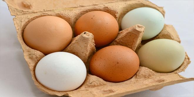 conservar huevos en la nevera