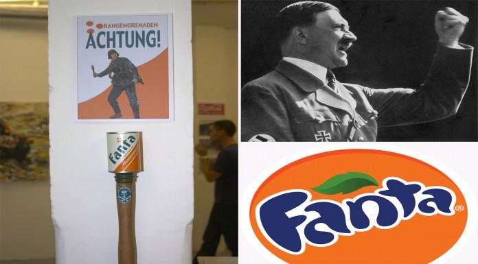 Fanta, una bebida del Tercer Reich