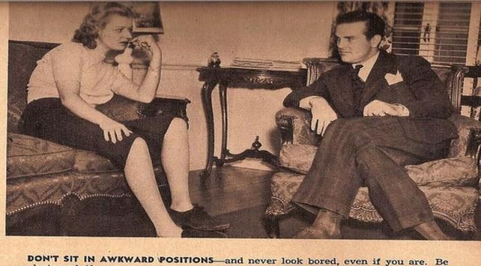 Guía para mujeres solteras de 1938: ¡No podrás creerlo!
