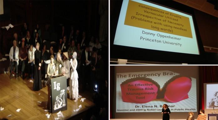 ¡La ciencia premiada MÁS loca! Los IG Nobel