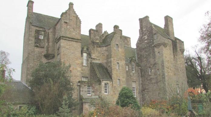 La triste historia del Castillo de Kellie