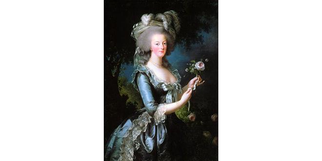 Retrato hecho por Élisabeth Vigée Le Brun, en 1783