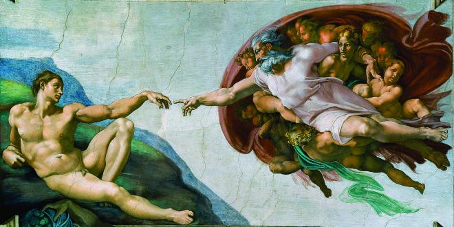 Miguel Ángel destruyó sus bocetos de la capilla sixtina