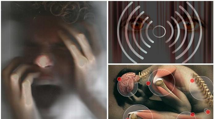 Phil inkley, sensibilidad electromagnética