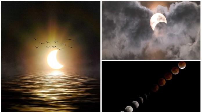 Lo que no sabías sobre los eclipses