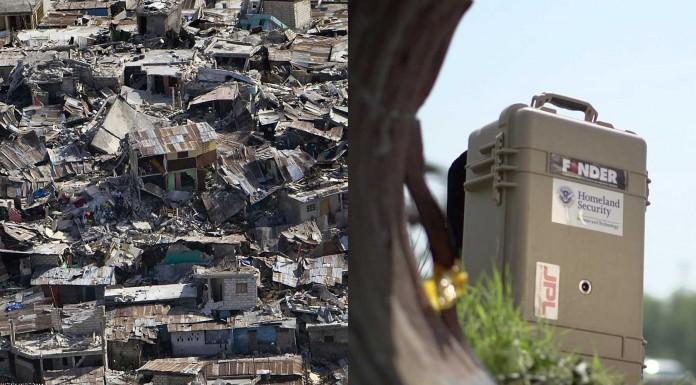 FINDER, el localizar supervivientes de terremoto