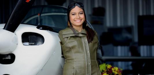 essica Cox, la mujer sin brazos que pilota aviones ¡Increíble!