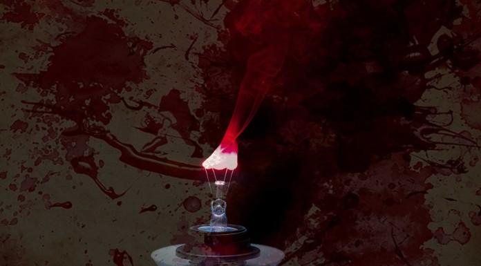 Lámpara Vampiro: Luz producida con tu sangre