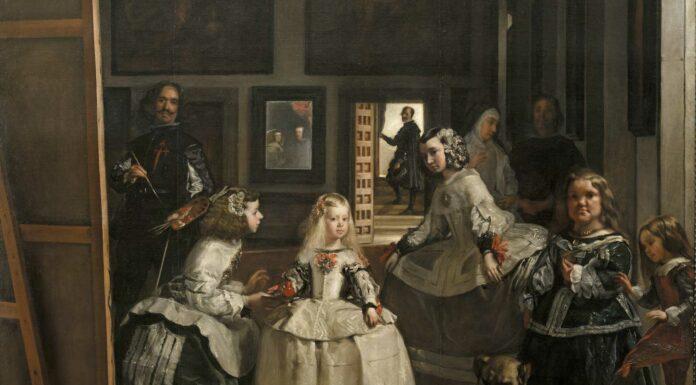 Las Meninas de Velázquez | Los Secretos que esconde el Cuadro