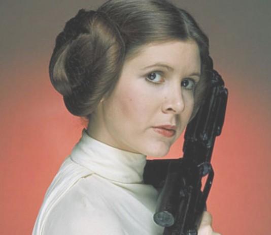 ¿Sabes el origen del curioso peinado de la Princesa Leia?