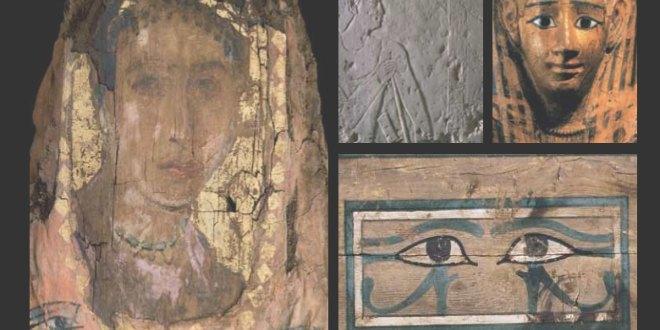 Dama Kemet retrato fúnebre
