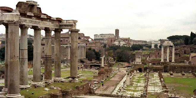 Ruinas del Foro Romano