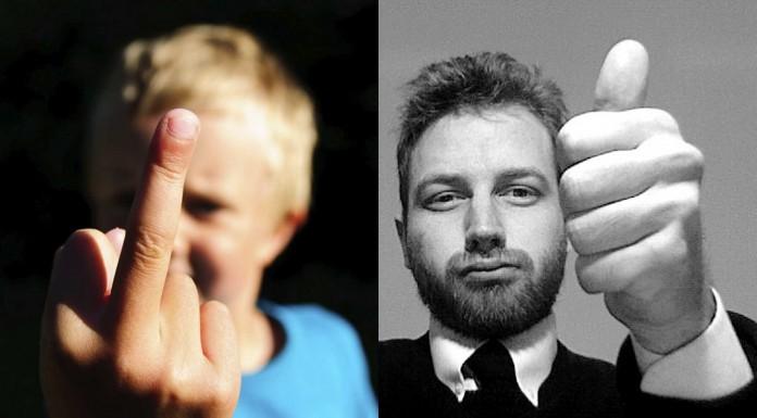 """Quién """"hizo el dedo"""" por primera vez y ¡MÁS gestos!"""