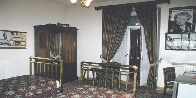 La habitación 411 del Hotel Pera Palace se ha convertido en un pequeño Museo dedicado a la memoria de Agatha Christie