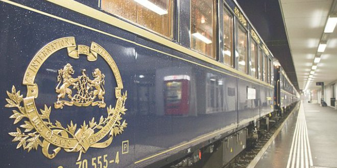 El Orient Express fue una de las rutas más lujosas y exóticas de la Europa del siglo XX