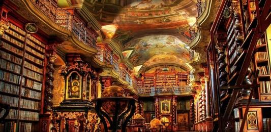 ¿Crees que Clementinum es la biblioteca más increíble del mundo?