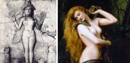 Lilith, ¿figura del mal o pionera del feminismo?