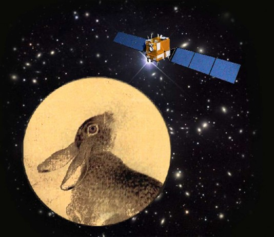¡El primer telescopio en la Luna!