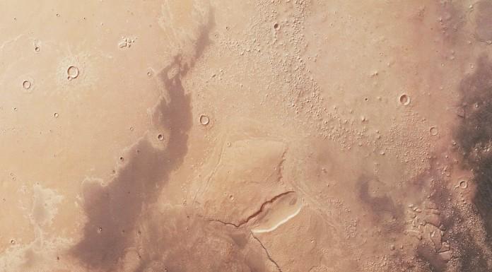 ¿¡Una pirámide en Marte?!