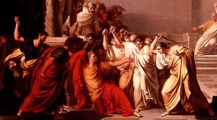 La muerte de Julio César no fue como te contaron