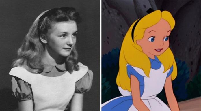 """Kathryn Beaumont, o la """"Alicia en el país de las Maravillas"""" de Disney"""